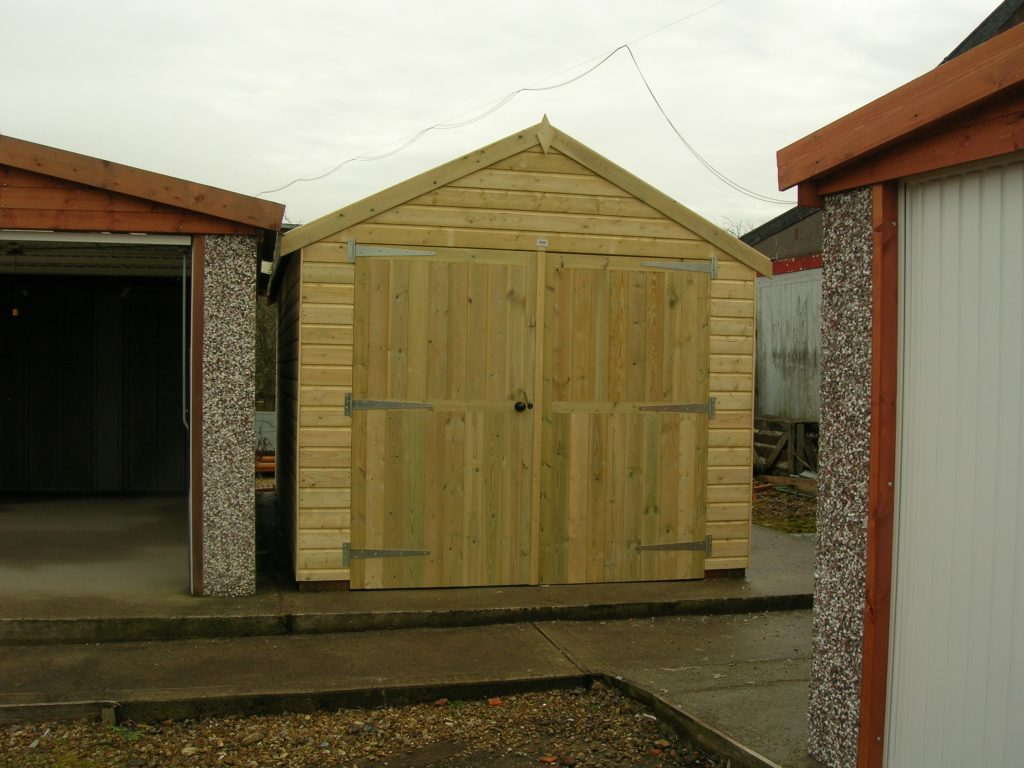 Shed Spec Garage