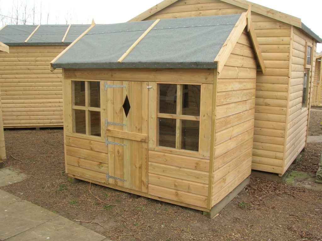 Wendyhouse 6 x 4